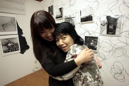 辻まゆみAntenna-A /堤俊英 出逢う w個展開催終了しました。_e0158242_19331362.jpg