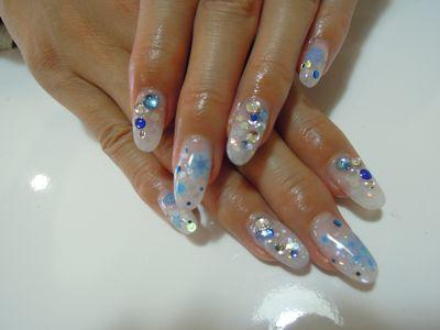 Blue Snow Nail_a0239065_14532665.jpg