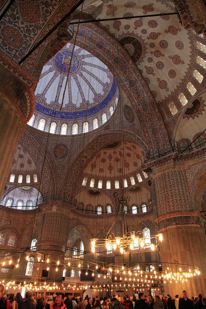スルタンアフメト・ジャーミィ(Sultanahmet Camii)      イスタンブール その11_a0107574_20524510.jpg