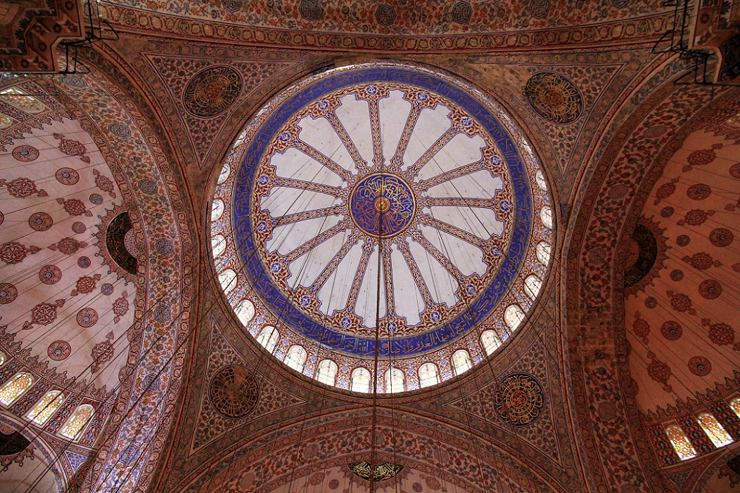 スルタンアフメト・ジャーミィ(Sultanahmet Camii)      イスタンブール その11_a0107574_2053051.jpg