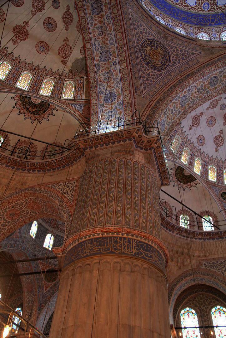 スルタンアフメト・ジャーミィ(Sultanahmet Camii)      イスタンブール その11_a0107574_20532345.jpg