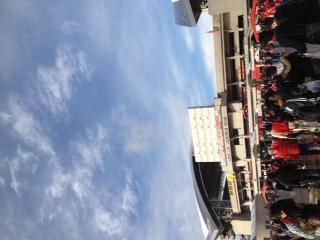 埼玉スタジアムにやってきました!Jリーグ最終節_b0048882_1423993.jpg