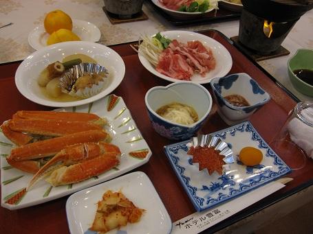 豊富温泉2011.11 : おいしいものと温泉_b0189489_1404957.jpg