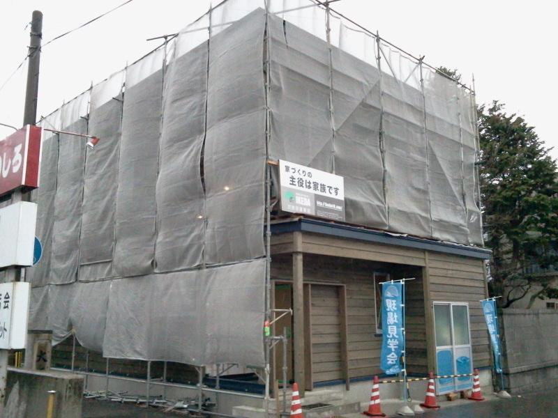 N様邸「畠町の家」施工中建学会開催中です。_f0150893_11301185.jpg