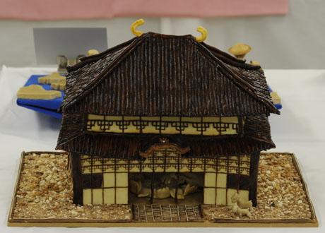 名古屋製菓専門学校第13回パンフェスティバル開催してます。_b0110019_13225758.jpg