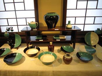 「因州・中井窯作陶展」はじまりました!_f0197821_11394875.jpg