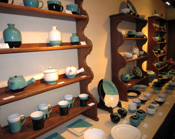 「因州・中井窯作陶展」はじまりました!_f0197821_11475723.jpg