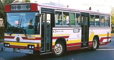 大分交通 日野P-RT174AA/P-RU174AA +日野車体_e0030537_2355818.jpg