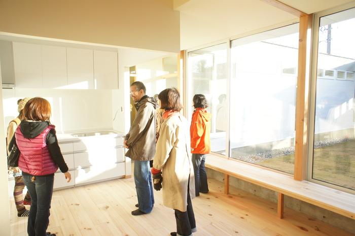 「アトリエの家」OPEN HOUSE !_e0189939_18191419.jpg
