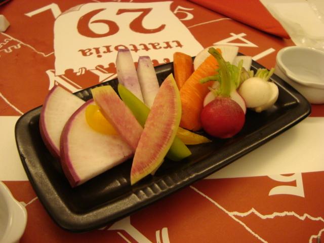 西荻窪「trattoria 29 ~肉祭り そして伝説へ~」_f0232060_2151218.jpg