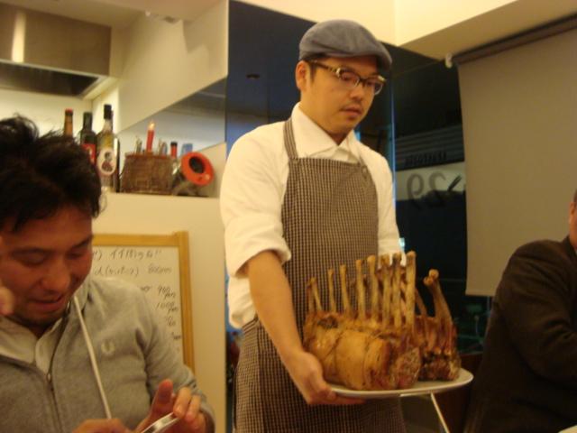 西荻窪「trattoria 29 ~肉祭り そして伝説へ~」_f0232060_2212894.jpg