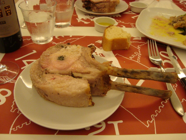 西荻窪「trattoria 29 ~肉祭り そして伝説へ~」_f0232060_22213552.jpg