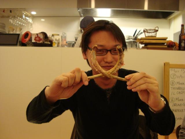 西荻窪「trattoria 29 ~肉祭り そして伝説へ~」_f0232060_22352714.jpg