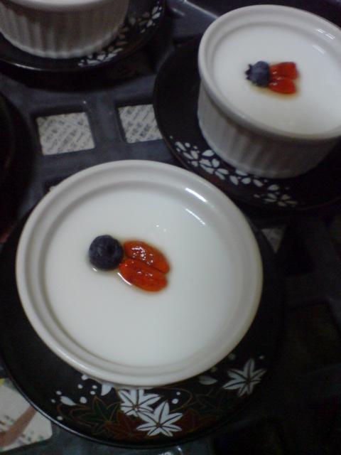 新デザート試食会。_d0182179_2095532.jpg