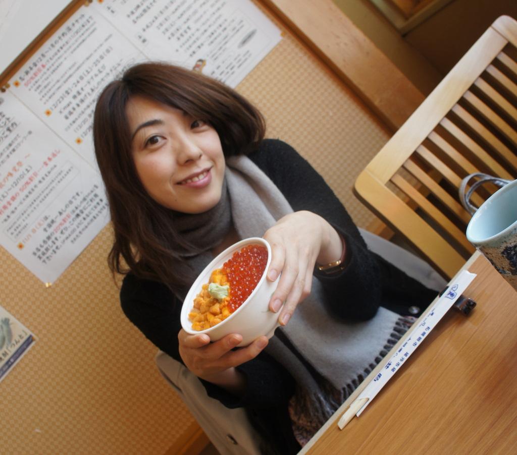 帰国日記@ベルリンVol.7 たった一泊しかも滞在時間20時間ちょっとの札幌で。_c0180686_17113060.jpg