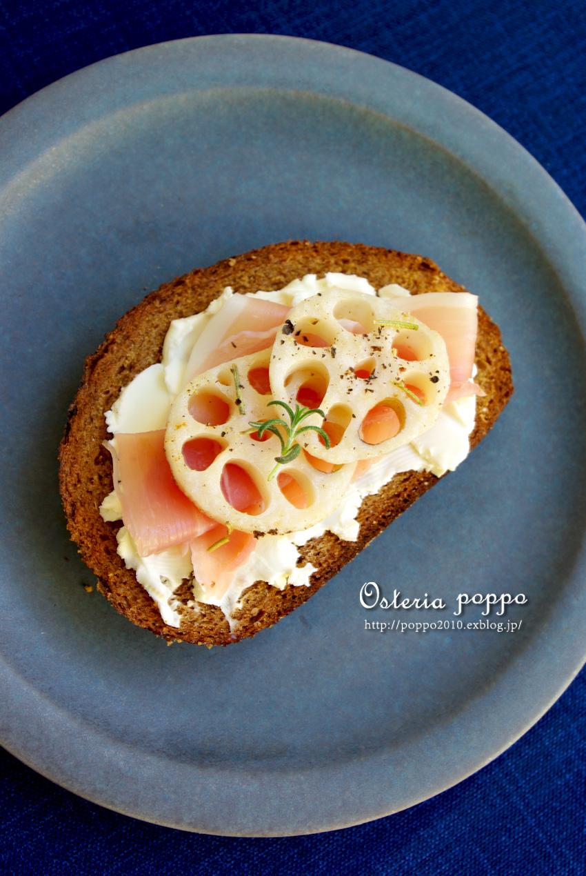 フィンランドのパン、ペルナリンプ de オープンサンド♪_d0159001_21311416.jpg