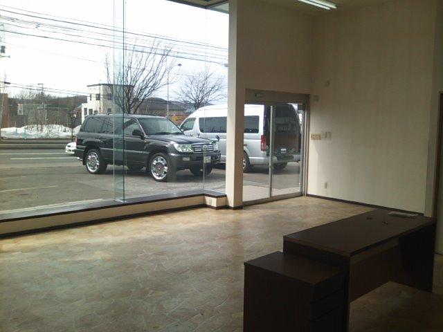 2009年3月移転 トミーランクル札幌店_b0127002_10175114.jpg