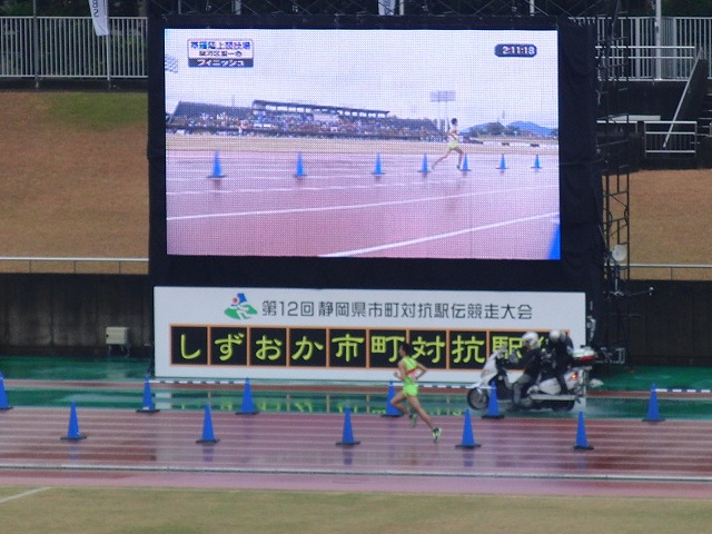 雨の中、懸命に走る選手に勇気をもらう「県市町対抗駅伝」_f0141310_7424526.jpg