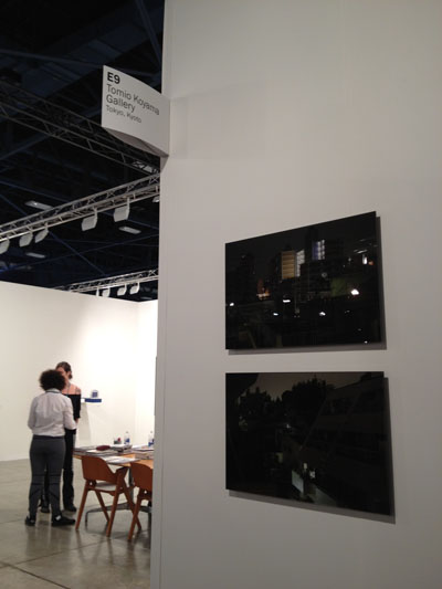 Art Basel Miami Beachに出展中です!_b0101418_5301340.jpg