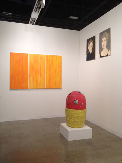 Art Basel Miami Beachに出展中です!_b0101418_5324569.jpg