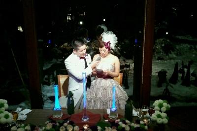 会長、まさこちゃん結婚式_e0173533_17453195.jpg