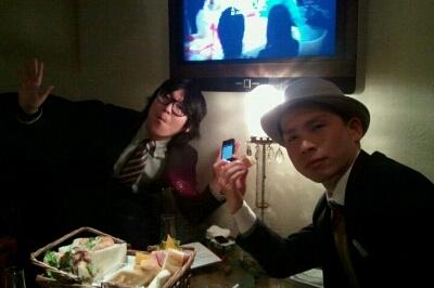 会長、まさこちゃん結婚式_e0173533_17495556.jpg