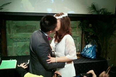 会長、まさこちゃん結婚式_e0173533_1802352.jpg