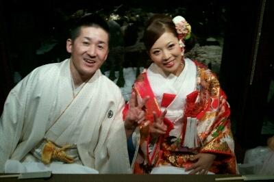 会長、まさこちゃん結婚式_e0173533_187382.jpg