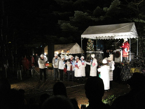 軽井沢・冬ものがたり 2012~White Christmas in 軽井沢 ①_f0236260_0222134.jpg