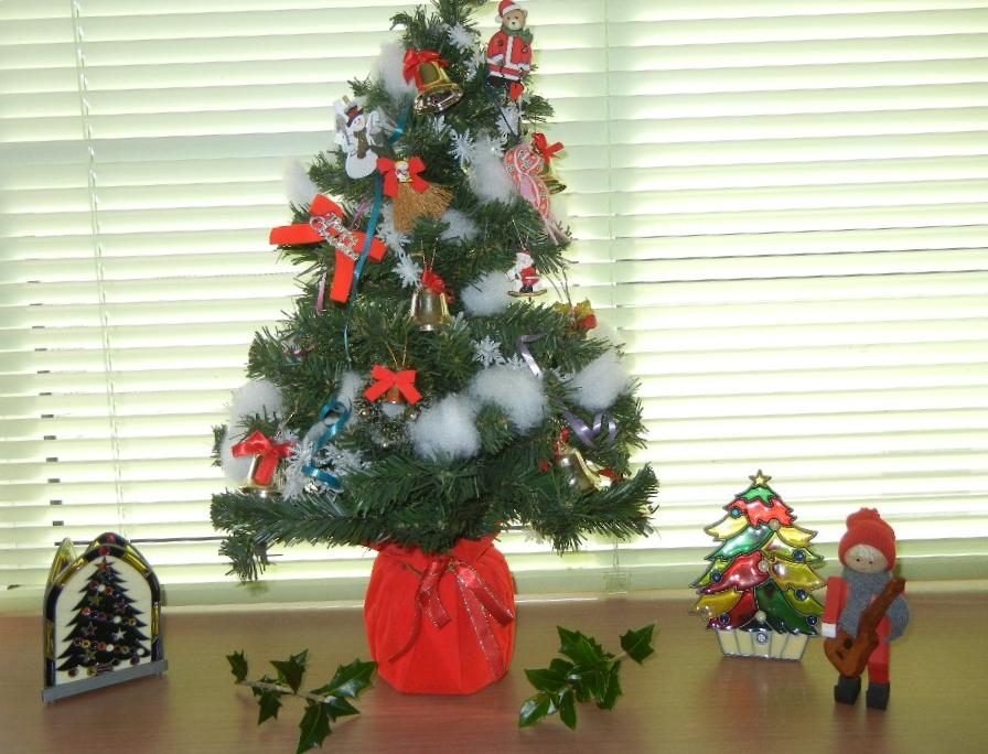 2011年12月5日(月)クリスマス仕様になりました!_f0060461_11494154.jpg