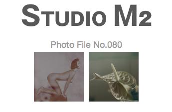 STUDIO M2 Photo File No.080「ヌードとアンスリウム」_a0002672_21581591.jpg