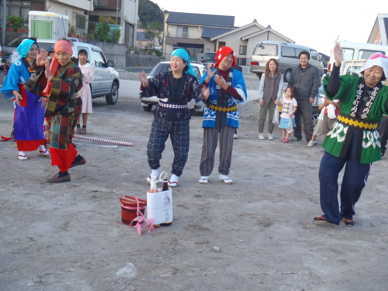 上棟しました~上福元町の家_d0174072_21363972.jpg