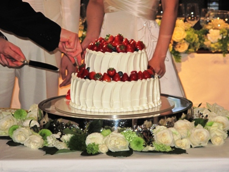 M子ちゃんの結婚式_a0077673_1491282.jpg