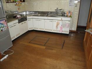 床暖房工事_b0232198_19133877.jpg