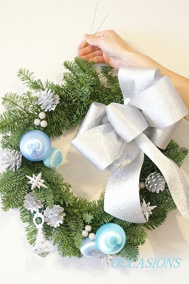 Christmas wreath lesson_e0158355_7592660.jpg