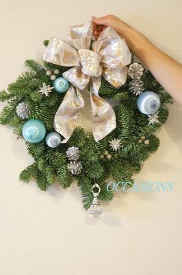 Christmas wreath lesson_e0158355_80020.jpg