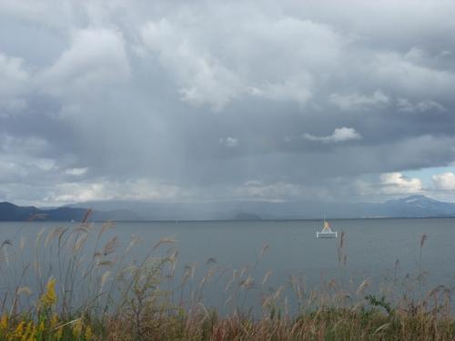 琵琶湖一周サイクリング180km ~湖西編~_d0174462_2571775.jpg
