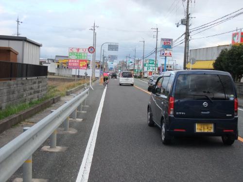 琵琶湖一周サイクリング180km ~湖西編~_d0174462_3113667.jpg