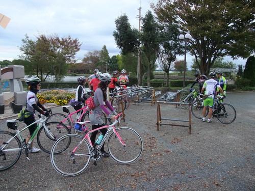琵琶湖一周サイクリング180km ~湖西編~_d0174462_322996.jpg