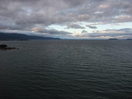 琵琶湖一周サイクリング180km ~湖西編~_d0174462_3242170.jpg