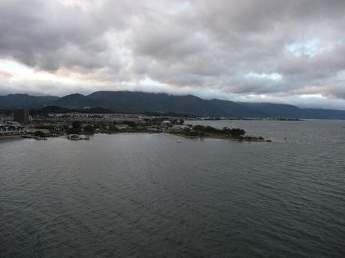 琵琶湖一周サイクリング180km ~湖西編~_d0174462_3273664.jpg
