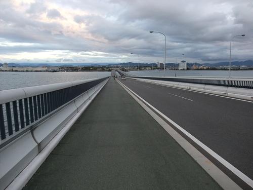 琵琶湖一周サイクリング180km ~湖西編~_d0174462_3281518.jpg