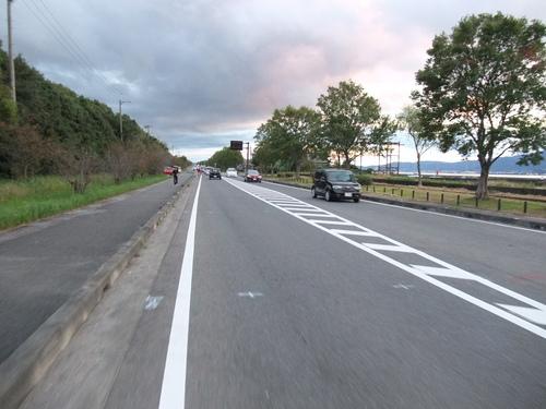 琵琶湖一周サイクリング180km ~湖西編~_d0174462_3314196.jpg