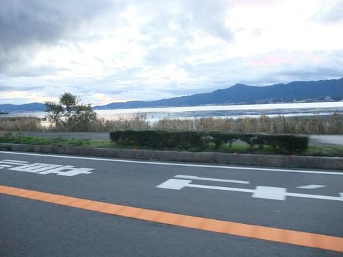 琵琶湖一周サイクリング180km ~湖西編~_d0174462_333023.jpg