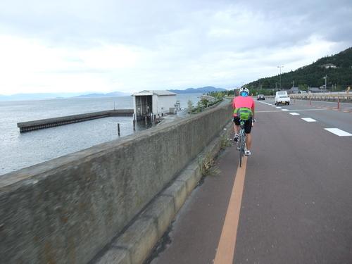 琵琶湖一周サイクリング180km ~湖西編~_d0174462_35596.jpg