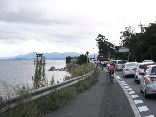琵琶湖一周サイクリング180km ~湖西編~_d0174462_361492.jpg