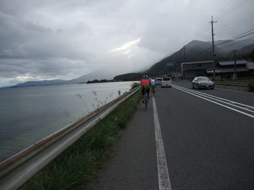 琵琶湖一周サイクリング180km ~湖西編~_d0174462_39194.jpg