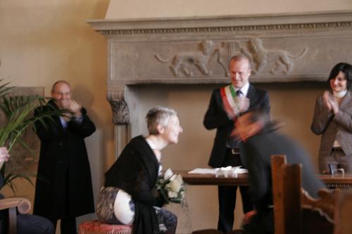 ハレの日~結婚式に参列しました_f0106597_1523722.jpg