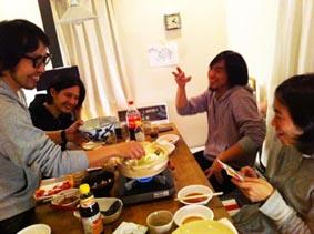 ソカバンの夜鍋♪_a0077907_1846245.jpg