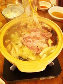 ソカバンの夜鍋♪_a0077907_18473098.jpg